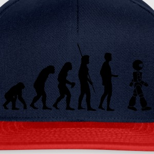 Robot Evolution Tee shirts - Casquette snapback