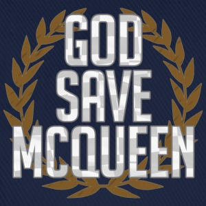 God save McQueen - Baseballkappe