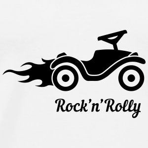 Rock'n'Rolly - Männer Premium T-Shirt