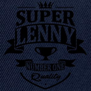 Super Lenny Tee shirts - Casquette snapback