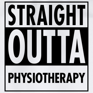 Straight Outta Physiotherapy Tee shirts - Sac de sport léger