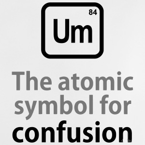 THE CHEMICAL ELEMENT OF CONFUSION Accessories - Baby T-shirt