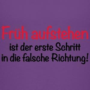 suchbegriff 39 aufstehen 39 geschenke online bestellen spreadshirt. Black Bedroom Furniture Sets. Home Design Ideas