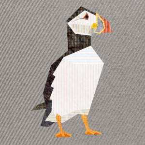Puffin T-Shirts - Snapback Cap