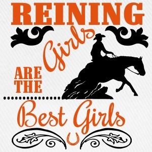 Reining Girls are the best Girls Otros - Gorra béisbol