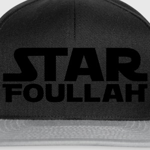 STAR WARS !! euh.. STAR FOULLAH  - Casquette snapback