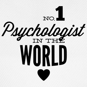 Best psychologist in the world Shirts - Baseball Cap