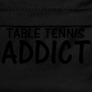 table tennis addict T-Shirts - Kids' Backpack