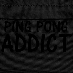 ping pong addict T-Shirts - Kids' Backpack