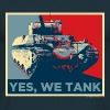 World of Tanks Yes, We Tank Men T-Shirt - Maglietta da uomo