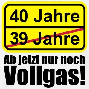 suchbegriff 39 40 verkehrsschild 39 t shirts online bestellen spreadshirt. Black Bedroom Furniture Sets. Home Design Ideas