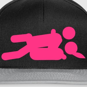 position sexe missionnaire icone 202 Manches longues - Casquette snapback