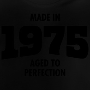 Made In 1975 - Aged To Perfection T-skjorter - Baby-T-skjorte