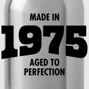 Made In 1975 - Aged To Perfection T-skjorter - Drikkeflaske