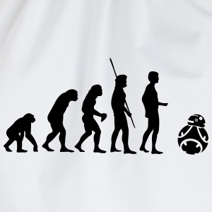 evolution BB8 T-shirts - Gymnastikpåse