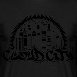 Cloud City T-Shirt - T-shirt herr