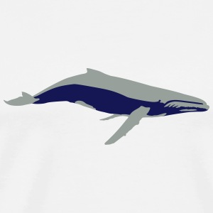 Whale Sports wear - Men's Premium T-Shirt