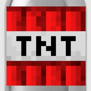 TNT Bomb Minecraft - Water Bottle