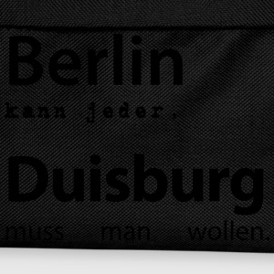 Berlin&Duisburg_v1 T-Shirts - Kinder Rucksack