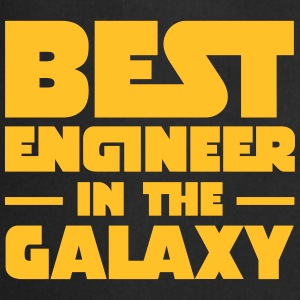 Best Engineer In The Galaxy T-Shirts - Cooking Apron
