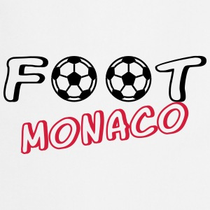 Foot monaco Tee shirts - Tablier de cuisine