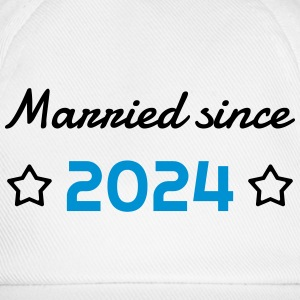 2024 - Birthday Wedding - Marriage - Love - Wife Tee shirts - Casquette classique