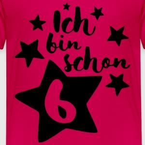 suchbegriff 39 6 geburtstag 39 t shirts online bestellen. Black Bedroom Furniture Sets. Home Design Ideas