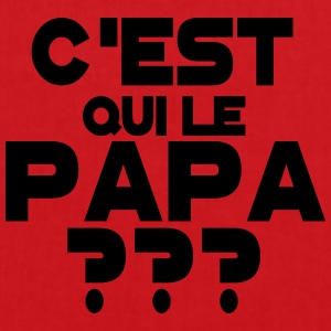 C'est qui le papa Sweat-shirts - Tote Bag