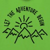 AD Let the Adventure Begin Pullover & Hoodies - Kinder Premium Hoodie