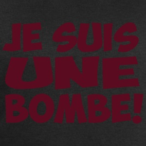 je suis une bombe Tee shirts - Sweat-shirt Homme Stanley & Stella
