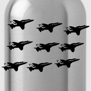 The Red Arrows T-Shirts - Water Bottle