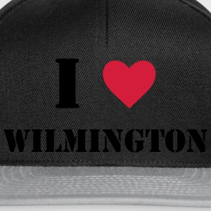 I Love Wilmington T-Shirts - Snapback Cap