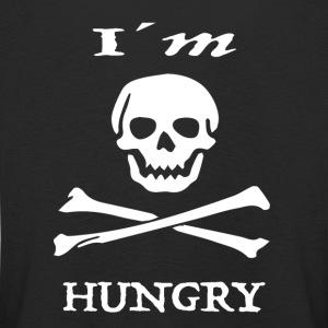 suchbegriff 39 hungrig 39 langarmshirts online bestellen. Black Bedroom Furniture Sets. Home Design Ideas