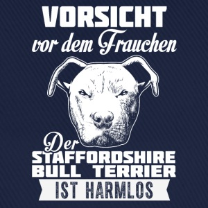 Staffordshire Bull Terrier Tee shirts - Casquette classique