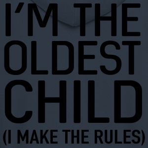 I'm the oldest child. I make the rules Shirts - Men's Premium Hooded Jacket