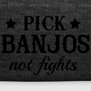 Pick Banjos not fights T-Shirts - Winter Hat
