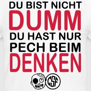 suchbegriff 39 geistreich dumm 39 t shirts online bestellen. Black Bedroom Furniture Sets. Home Design Ideas