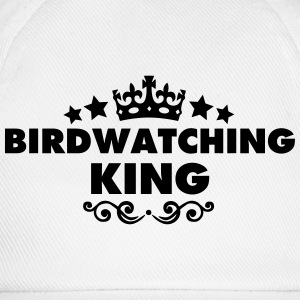 birdwatching king 2015 - Baseball Cap