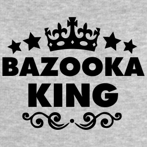 bazooka king 2015 - Men's Sweatshirt by Stanley & Stella