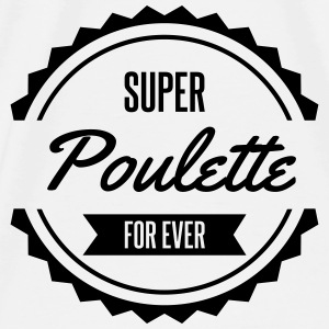 super poulette for ever Sacs et sacs à dos - T-shirt Premium Homme