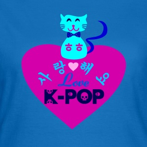 ♥♫I Love KPop Fab Classic Tote Bag♪♥ - Women's T-Shirt