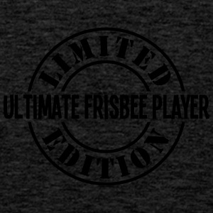 ultimate frisbee player limited edition  - Men's Premium Tank Top
