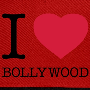 I LOVE BOLLYWOOD - Casquette snapback