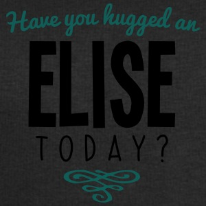 have you hugged an elise name today - Men's Organic Sweatshirt by Stanley & Stella