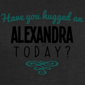 have you hugged an alexandra name today - Men's Organic Sweatshirt by Stanley & Stella