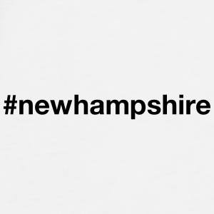 NEW HAMPSHIRE - T-shirt Premium Homme