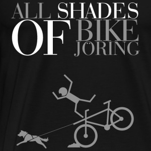 All Shades Of BIKEJÖRING - Männer Premium T-Shirt