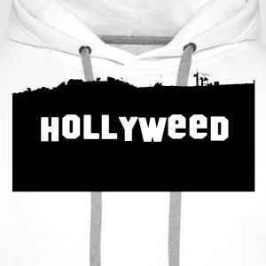 Hollyweed - T-shirt - Men's Premium Hoodie