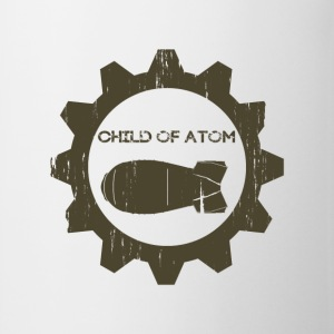 child of atom - Tasse