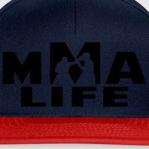 MMA LIVE Manches longues - Casquette snapback